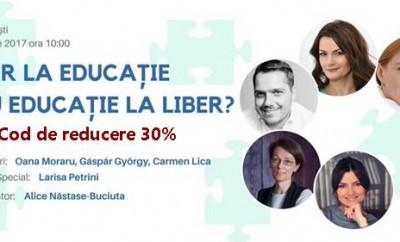 liber la educatie