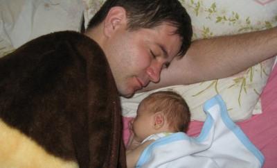 tatic si bebe